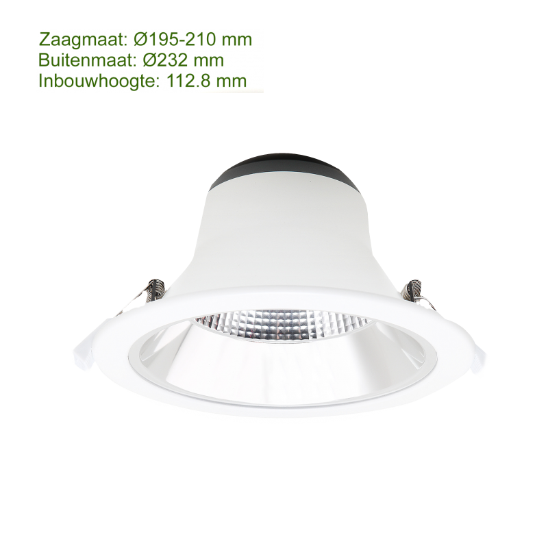 3028-sll-led down-20w-195mm