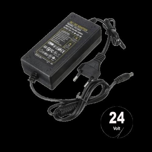 Led ADAPTER AC/DC 220V-24 VOLT  - 8518-lab040-adapter 24 volt 2 a