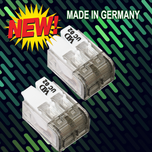 Lasklem Made in Germany-2  ​100 stuks - 8361-lasklem 2-100stuks