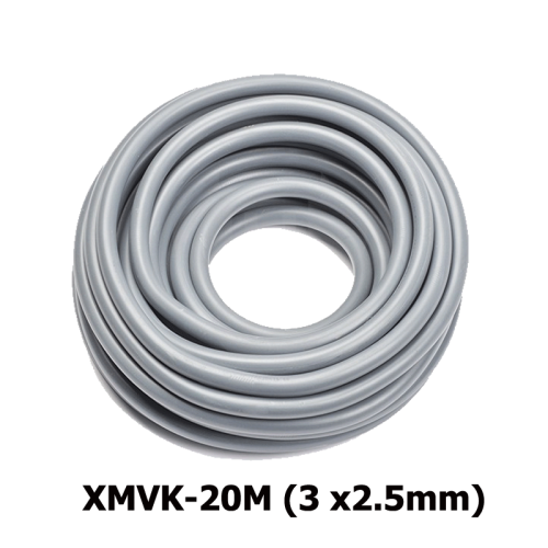 XMVK-Kabel- 3 x2.5- 20 Meter KLEIN - 8371-le-xmvk-20m