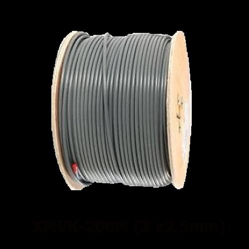 XMVK-Kabel- 3 x2.5- 150 Meter Haspel - 8378-le-xmvk-200m-haspel