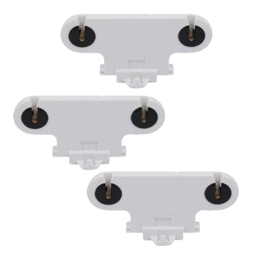 Swinckels-t5 connector dubbel voor T5 buizen - 2053-swinckels-t5 connector dubbel