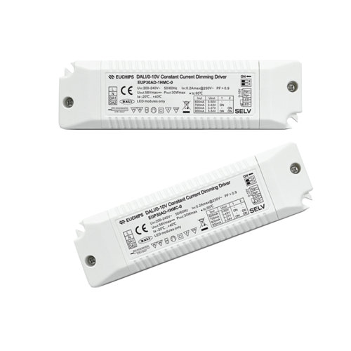 LED DRIVER 30W-DIMBAAR DALI CONSTANT CURRENT - 9214-led driver dim-30 w- dali 0-10v