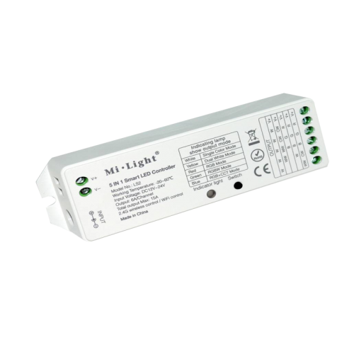 LED SLL-MI-LIGHT 5 IN 1 CONTROLLER - 9364-mi-light 5 in 1 controller
