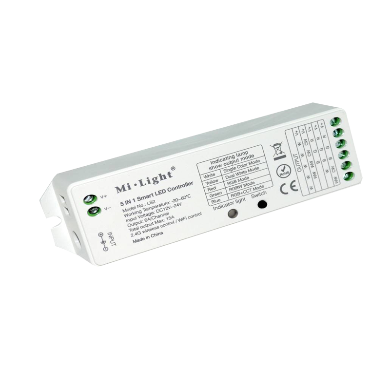 9364-mi-light 5 in 1 controller