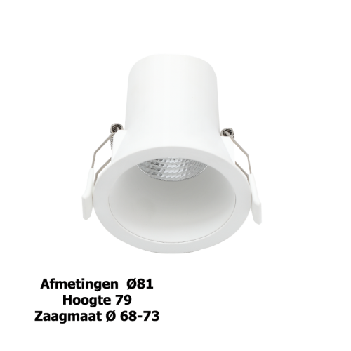 3101-led downlight 6 watt swinckels