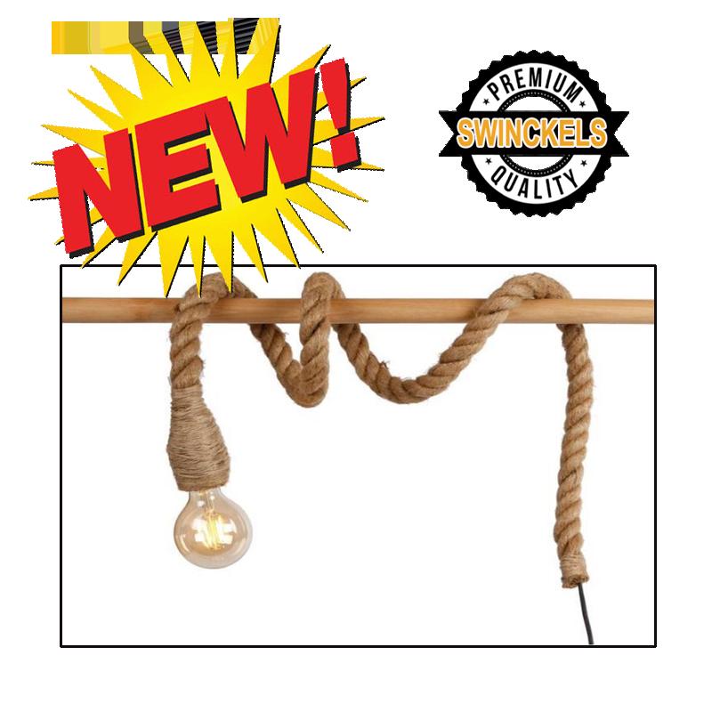9135-rope  met e27 fitting 1.50m