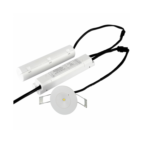 NOODVERLICHTING SPOT INBOUW LED 3W FOCUS LENS - 9406-sll-nood-lens