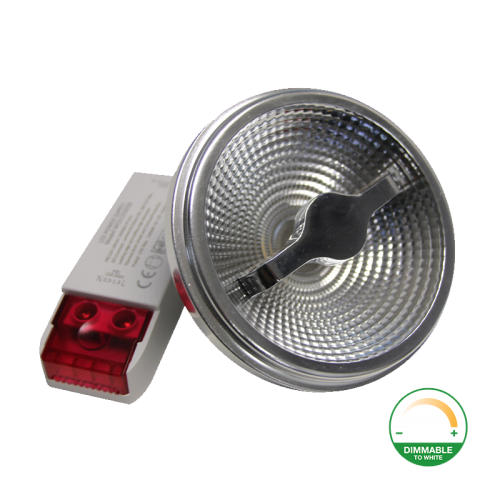 LED AR111 SPOT 12W DIMBAAR - 6495-ar111-12w-dim