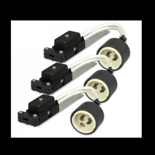 Led Spotlight GU10 SOCKETS  Pro - 6330-sll-gu10 sockets  pro