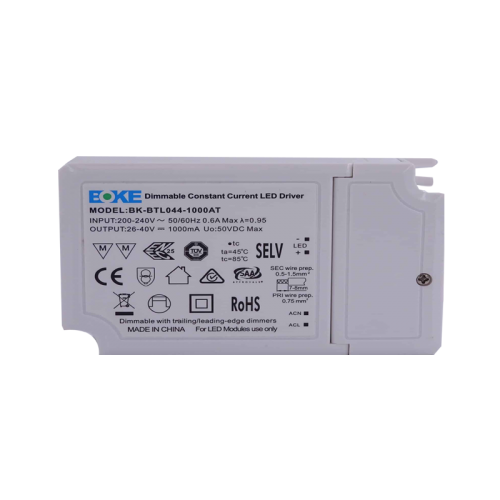 Boke Triac constant current dimbaar driver 36 Watt - 9224 boke-driver 36w