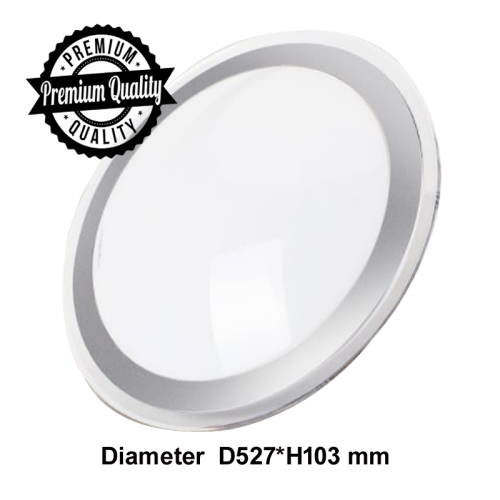Led Opbouw rond 527mm color change  - 9303-swinckels- opbouw 527mm