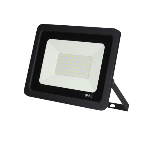 LED BOUWLAMP SLIM IP65 10W - 7050-led bouwlamp slim ip65 10w