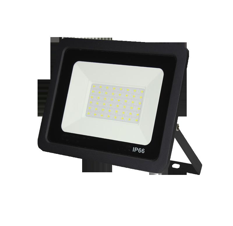 7050-led bouwlamp slim ip65 10w