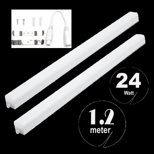 Led Batten 120cm 24watt - 2242-led batten 1200-24 watt