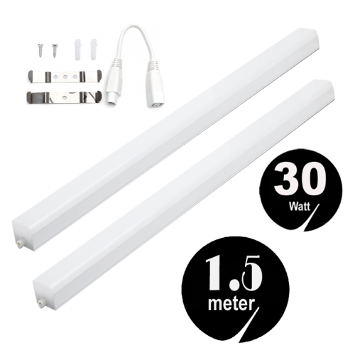 Led Batten 150cm 30 watt - 2243-led batten 1500-30 watt