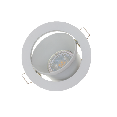 Led Spotlight Inbouw 5.5Watt GU10 Ø94-Ø82 - 6349-sll-inbouw compleet