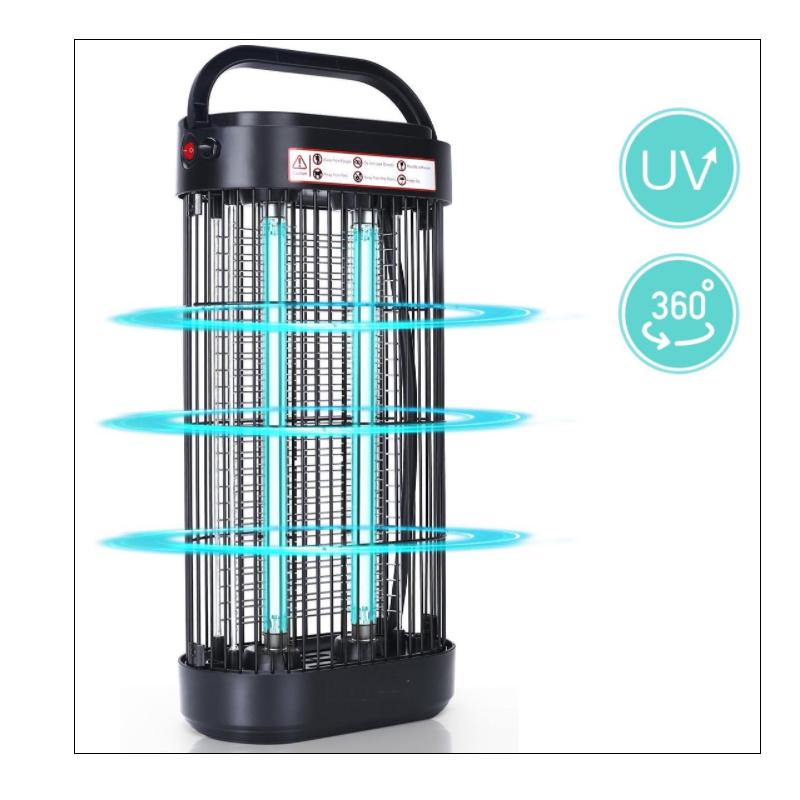 9711-uvc-lamp 18 watt