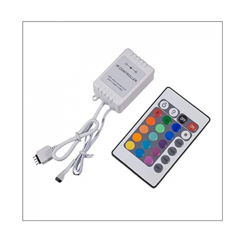 RGB STRIP CONTROLLER 12-24 VOLT - 9365-rgb strip controller 12-24 volt