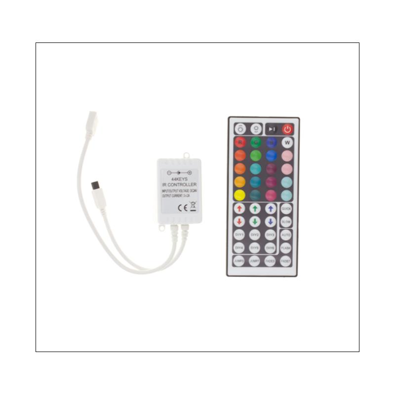 9366-rgb strip controller 24 volt