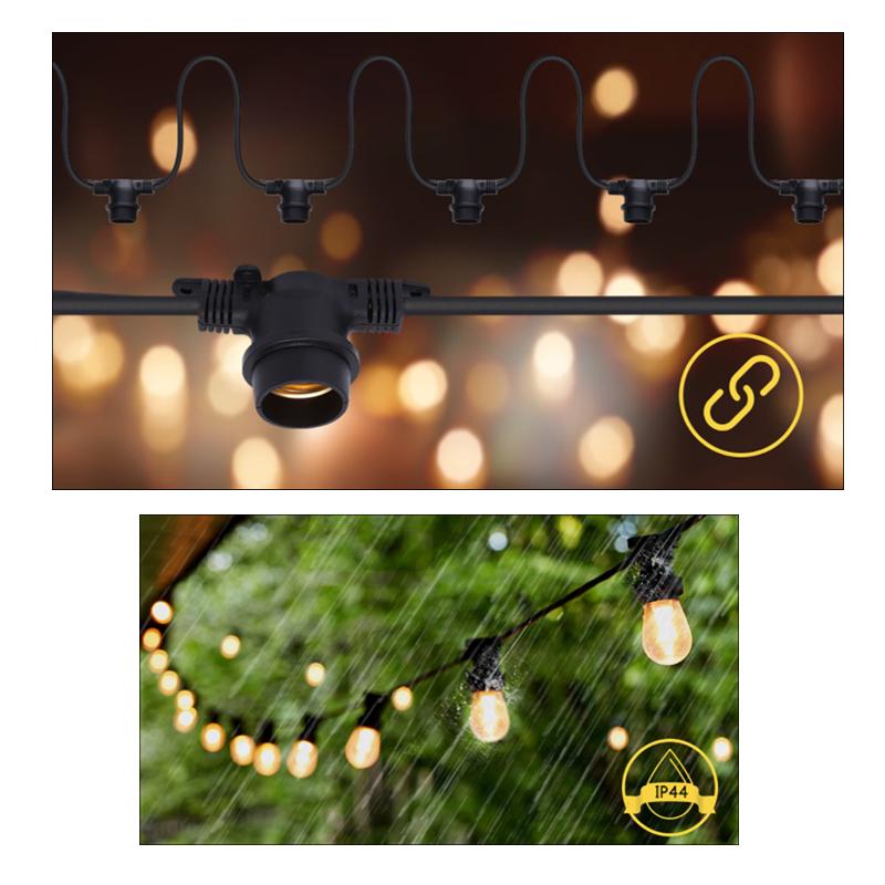 6570- led stringverlichting
