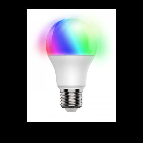 ZIGBEE SMART FILAMENT E27 LAMP RGB+CCT DIMBAAR 8.5W - 6414-swinckels-zigbee 8.5w e27