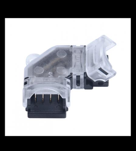 LED STRIP RGB CONNECTOR HOEK - 8550-sl-strip rgb-w connector hoek