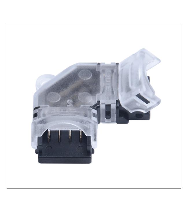 8550-sl-strip rgb-w connector hoek