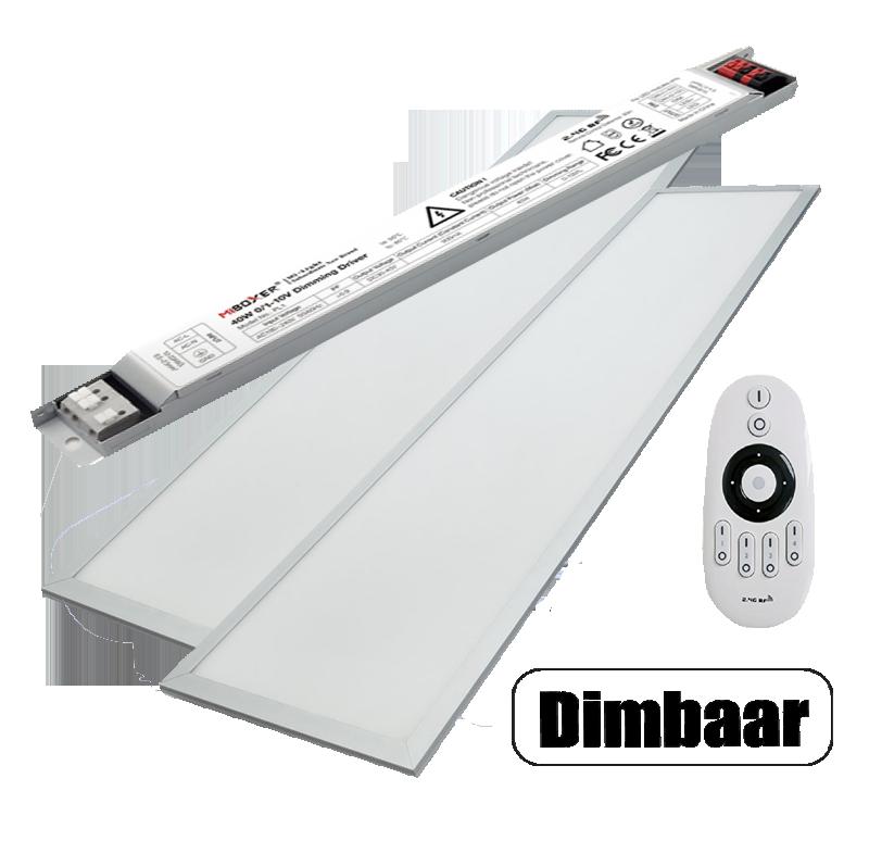 5038-led panel dimbaar mi-light 1-10v