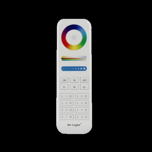 LED STRIP-RF RGB(W) AFSTANDSBEDIENING - 8324-rgb(w) afstandsbediening