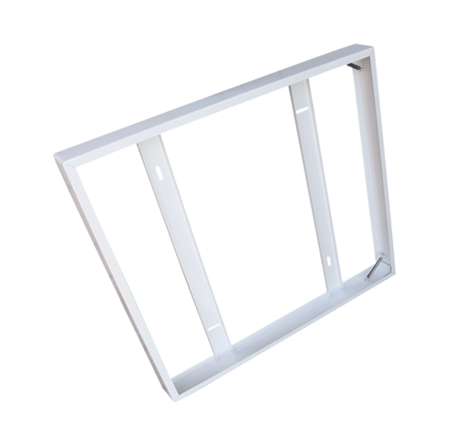 Led Panel Opbouw Frame 600 x 600 Plaatstaal Wit - 5071-sll-frame-6060