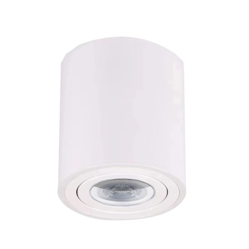LED OPBOUW MET GU10 ROND  - 6370-sll-opb-rond