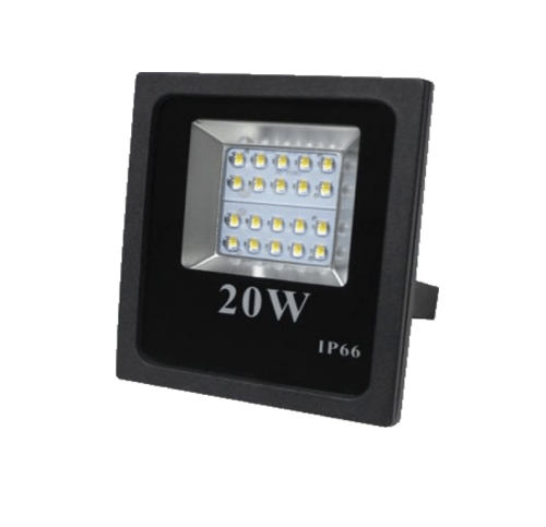 LED FLOODLIGHT PRO-IP65 20W - 7056-sll-bouw-smd-20w