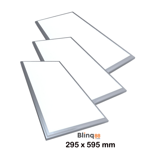 Led Panel 24 Watt 295 x 595 mm 3000K - 5038-sll-pan-24w