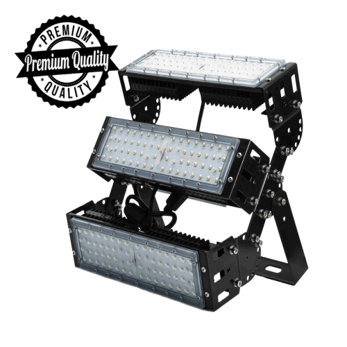 LED-Terrein-Verlichting 150 Watt NIEUW - 7313-sll-industrial-150w