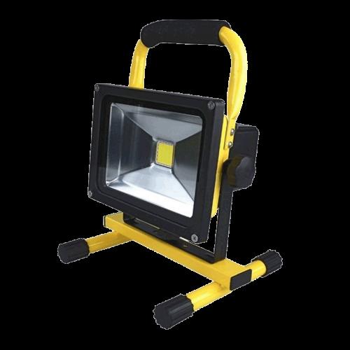 LED BOUW 20 Watt Accu-RECHARGEBLE - 7068-sll-bouw 20 watt accu-fa020
