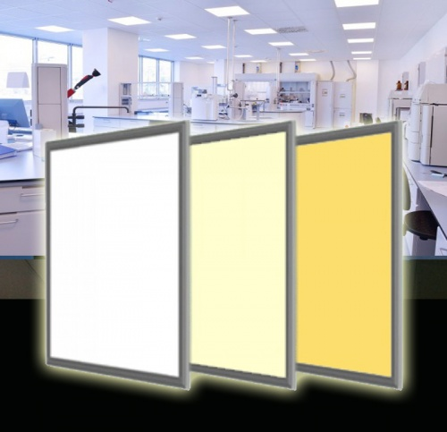 Led Panel 36 Watt 595 x 595 mm Multicolor - 5062-sll-pan-30w-mc