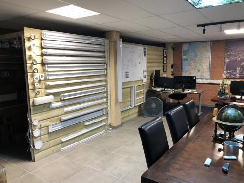 Nieuwe Showroom Eindhoven